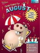 Three Cheers for August: Grades 1-2