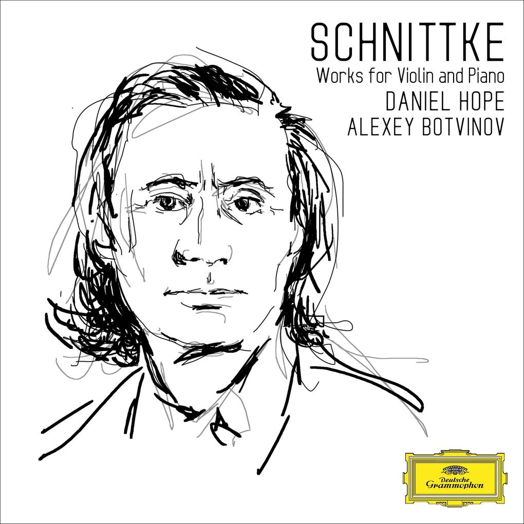 Schnittke: Works for Violin and Piano als CD