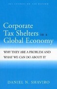 Corporate Tax Shelters in a Global Economy: Why They Are a Problem and What We Can Do about It