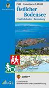 LGL BW 50 000 Freizeit Östlicher Bodensee 1 : 50 000