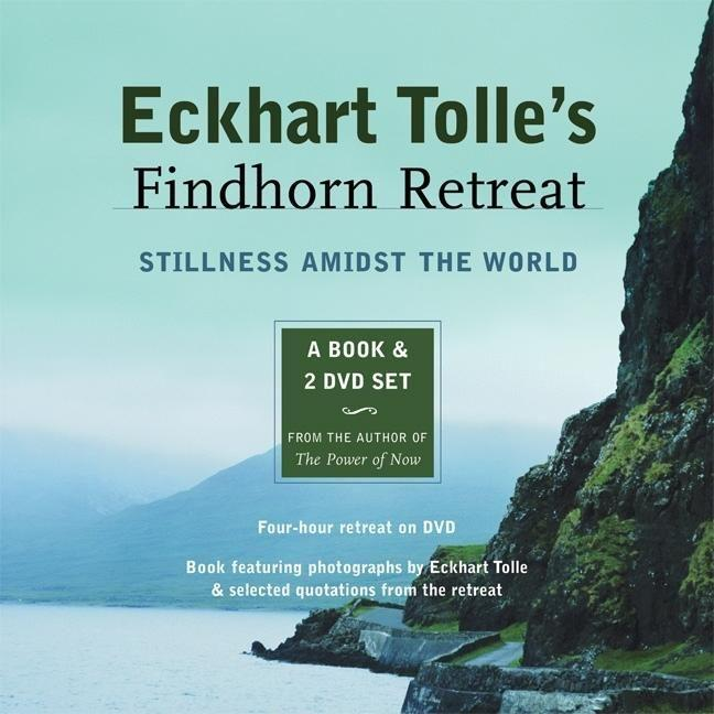 Eckhart Tolle´s Findhorn Retreat. Book & 2 DVD-...