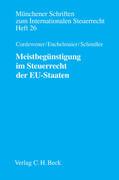 Meistbegünstigung im Steuerrecht der EU-Staaten