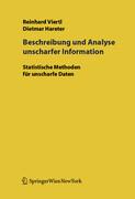 Beschreibung und Analyse unscharfer Information