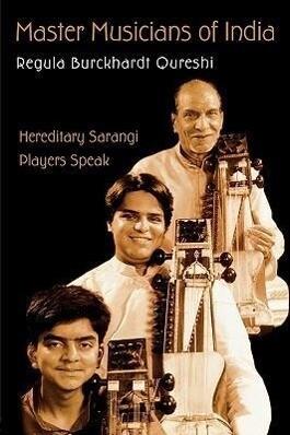 Master Musicians of India als Buch (gebunden)