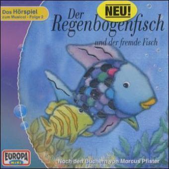 02/und der fremde Fisch als Hörbuch CD von Der ...