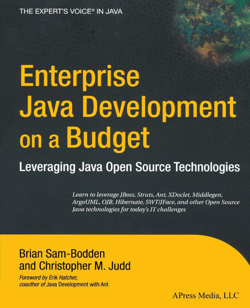 Enterprise Java Development on a Budget als Buc...