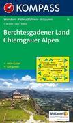 Berchtesgadener Land / Chiemgauer Alpen 1 : 50 000