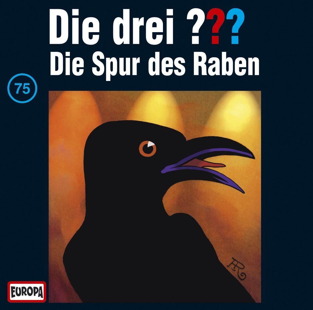 075/Die Spur Des Raben als Hörbuch CD von Die D...