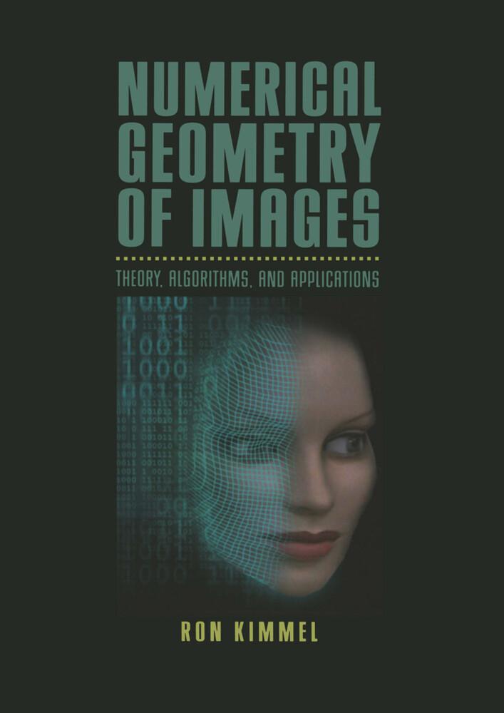 Numerical Geometry of Images als Buch von Ron K...