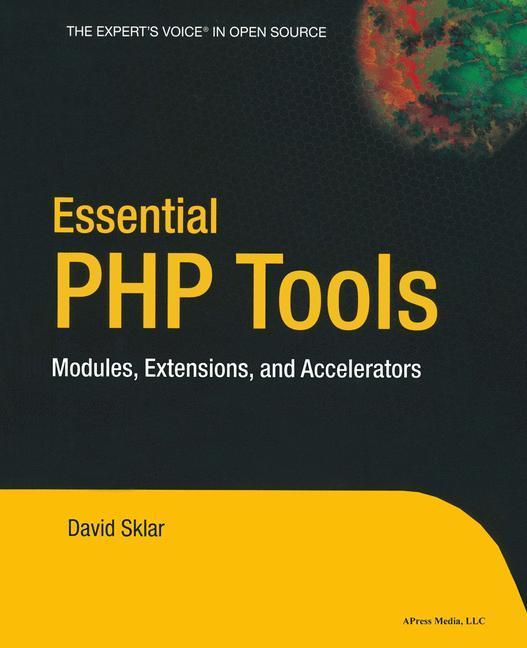 Essential PHP Tools als Buch von David Sklar