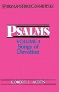 Psalms Volume 1- Everyman's Bible Commentary: Songs of Devotion