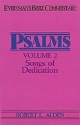 Psalms Volume 2- Everyman's Bible Commentary: Songs of Dedication