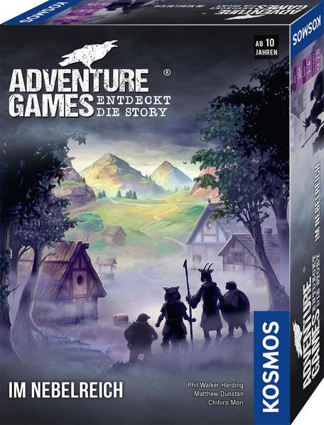 Image of Adventure Games - Im Nebelreich