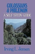 Colossians & Philemon: A Self-Study Guide