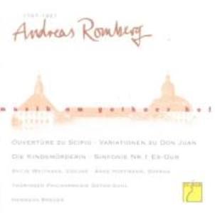 Musik Am Gothaer Hof: Andreas Romberg