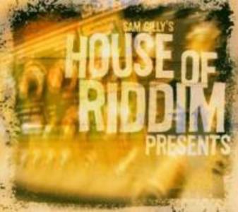 House Of Riddim Presents als CD
