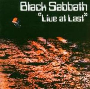 Live At Last als CD