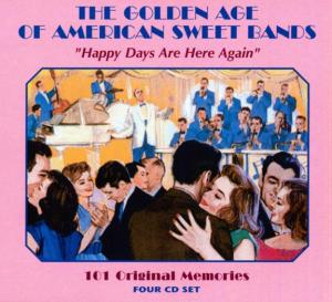Golden Age Of Amercan Sweet Bands als CD