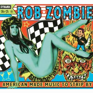 American Made Music To Strip B als CD