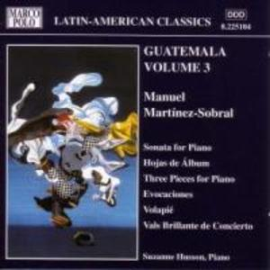 Guatemala Vol.3 als CD