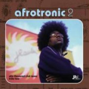 AFROTRONIC 2-AFRO FLAVOURED club tunes als CD