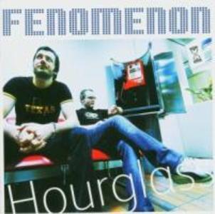 Hourglass als CD