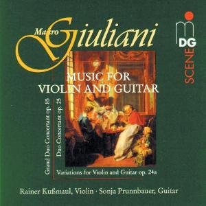 Musik Für Violine Und Gitarre