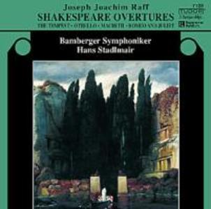 Shakespeare-Ouvertüren als CD