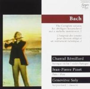 Sonaten BWV 1030,1018,1015 V.2 als CD