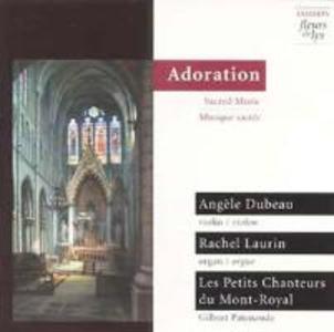 Adoration: Geistliche Musik
