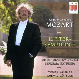 Jupitersinfonie KV 551/+ als CD