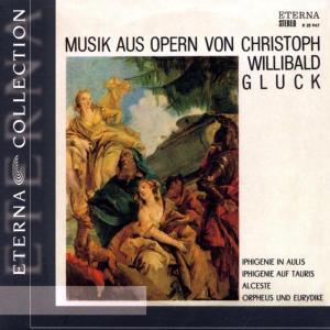Musik Aus Opern Von Gluck als CD