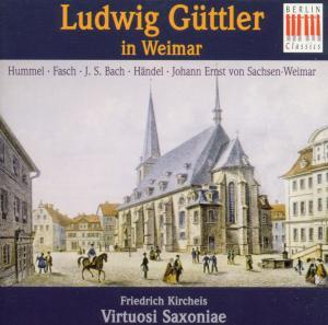 Ludwig Güttler In Weimar