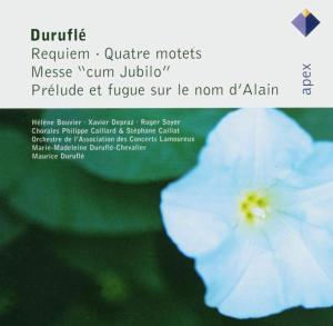 Requiem op.9/Messe op.11/+ als CD