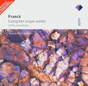 Gesamtwerk Für Orgel als CD