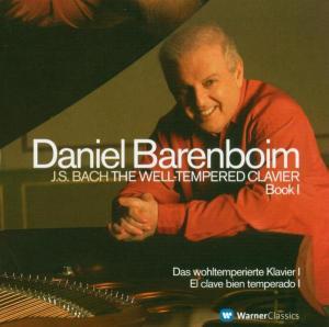 Wohltemperiertes Klavier 1 als CD