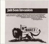 Jah Son Invasion
