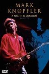 A Night In London als DVD