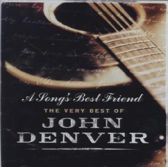 A Song's Best Friend-The Very als CD