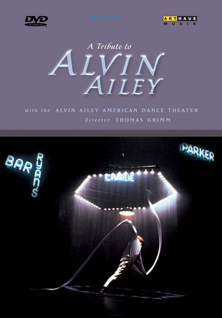 A Tribute to Alvin Ailey, 1 DVD als DVD