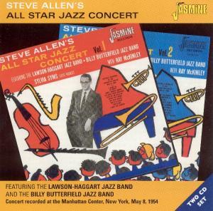 Allstar Jazz Concert als CD