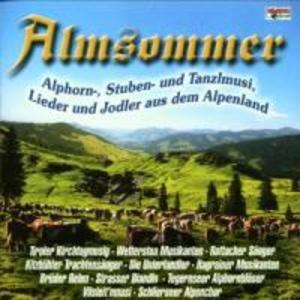 Almsommer-Alphorn-Stuben-Tanzlmusi als CD