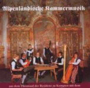 Alpenländische Kammermusik als CD