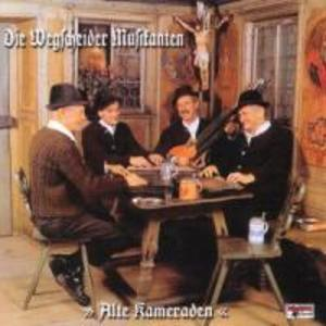 Alte Kameraden als CD