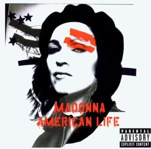American Life als CD