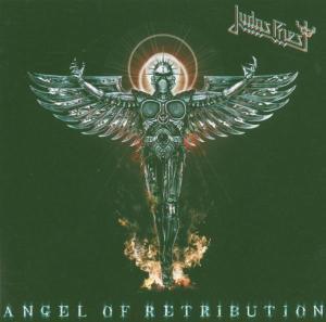 Angel Of Retribution als CD