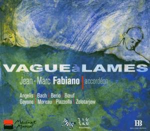 Vague A Lames-Werke Für Akkordeon als CD