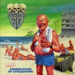 Annihilation of Civilization als CD