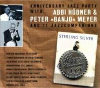 Anniversary Jazz Party als CD