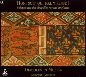 Honi Soit Qui Mal Y Pense-En als CD